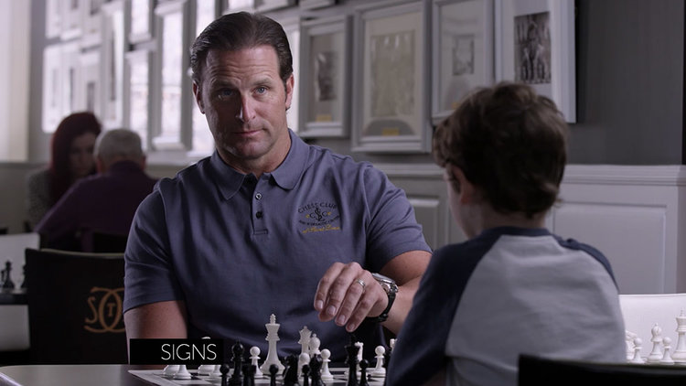 Signs - Saint Louis Chess Club & Scholastic Center