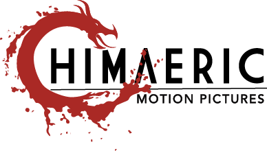 Chimaeric Motion Pictures Logo - Black